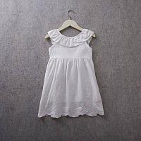 Платье летнее детское для девочки Белоснежка