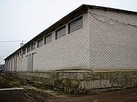Строительство складских зданий