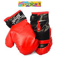 Боксерские перчатки M 5445  2шт, ББ