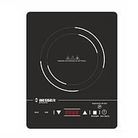Настольная плита Besser 10250 инфракрасная 2000 Вт Черный (008114)