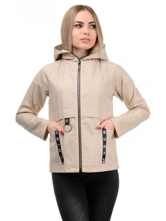 Куртка демисезонная (беж)