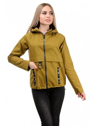 Куртка демисезонная (хаки), фото 2