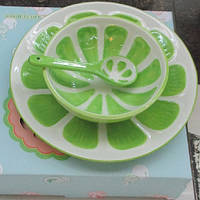 Посуда детская R85692, 3 предмета в наборе