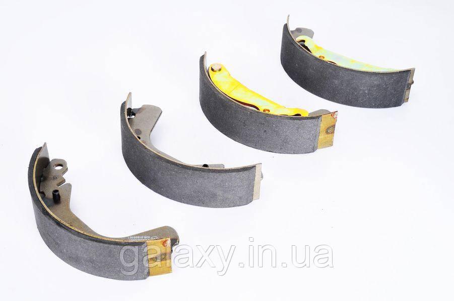 Гальмівні колодки задні барабанні 45мм Opel Kadett E ,Vectra A , Astra F