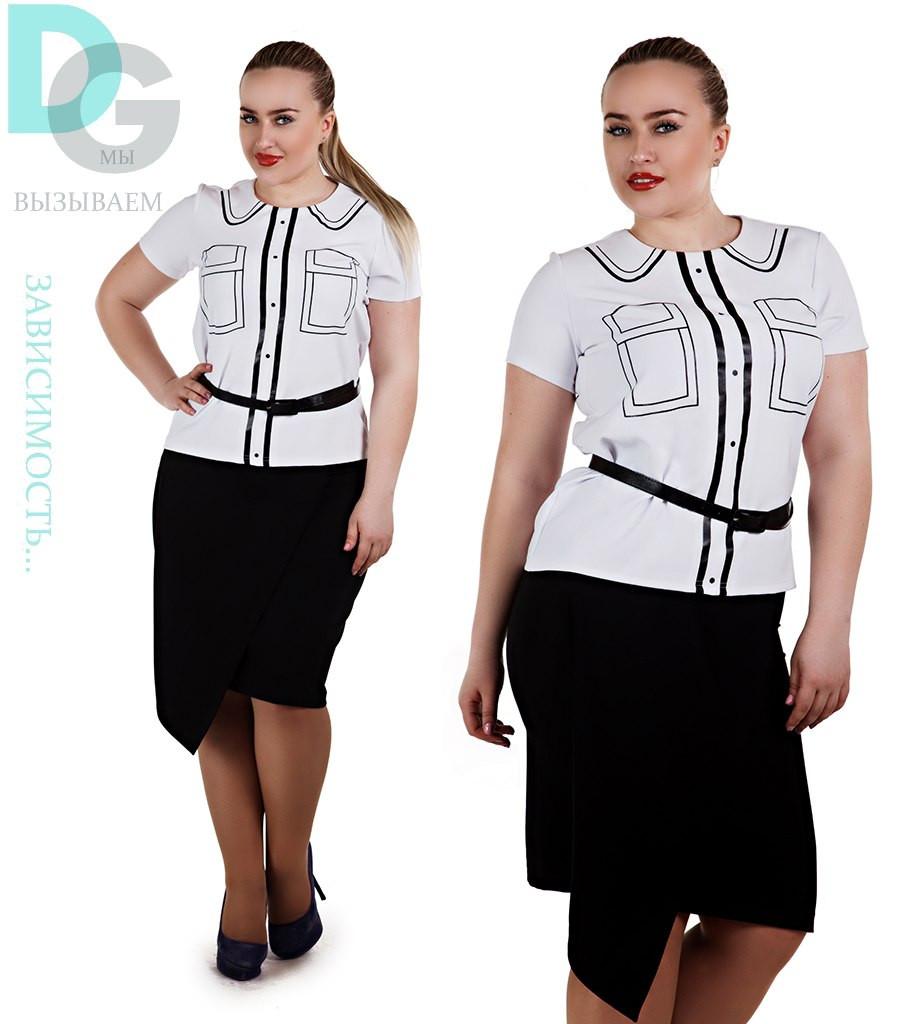 Размеры женских блузок