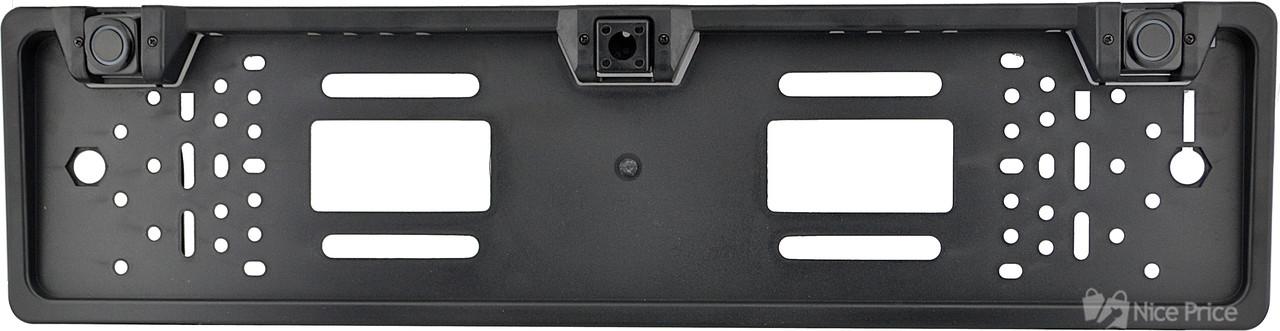 Парктроник в рамке номерного знака 2 Sensor MD (13214)