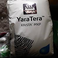 YARA KRISTA MKP (моно калий фосфат) - 25 кг