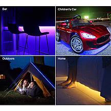 Светодиодная лента Led  RGB Tenmiro влагозащищенная., фото 3