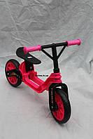 Беговел-мотоцикл Орион 503 розовый в коробке