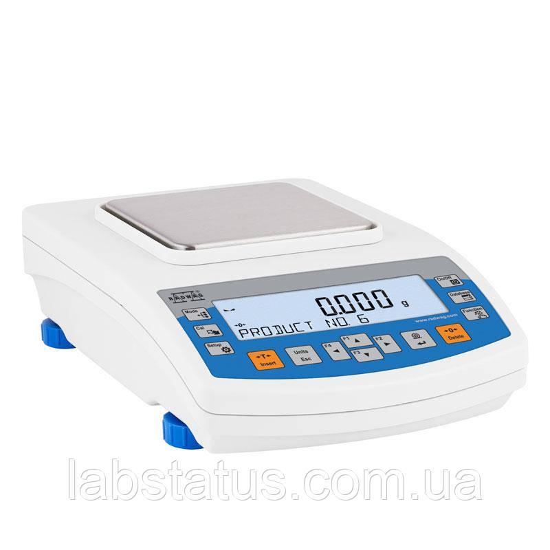 Весы лабораторные PS 1000.R1