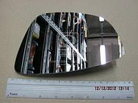 Вкладыш зеркала левого для volkswagen passat B7 (фольксваген пассат Б7) 2011-2015. Пр-во Fps.