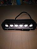 Балка світлодіодна фара дальнє світло 30W линзованная, фото 2