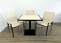 """Мебель для кафе """"Львов"""" (Комплект 1+4), фото 1"""