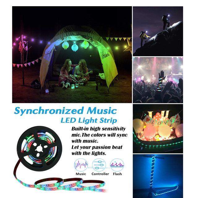 Лампы RGB Led