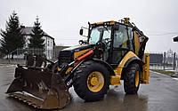 Экскаватор-погрузчик CAT 434E  2006 года