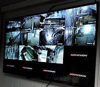Видеонаблюдение, охранные системы