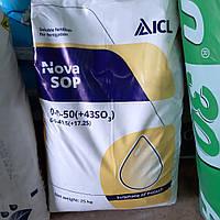 Nova SOP (сульфат калия ) без хлора - 25 кг