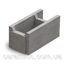 Блок Малый несъемной опалубки М-100, 250 мм ТМ Золотой Мандарин