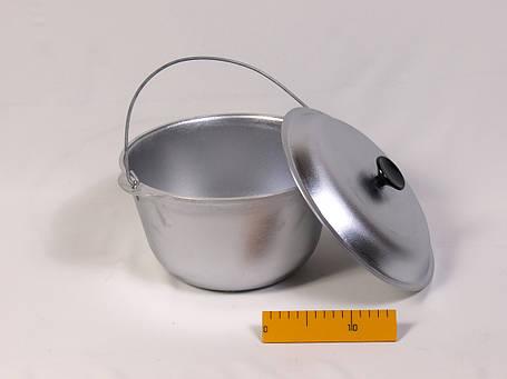 Казан БКД-8 походный алюминиевый, фото 2