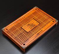 Чабань из японского дуба, модель 3, 43*28*5,5 см