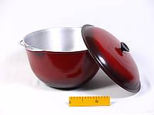Казан ЭКД-10 походный алюминиевый, фото 3