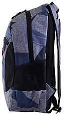 Рюкзак YES 557008 T-39 Graphite, фото 3