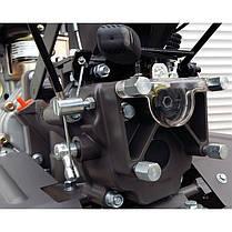 Мотоблок дизельный  WEIMA WM1100A-6 KM( 6 л.с., 4+2 скор., ручки КМ, 4.00-10), фото 3