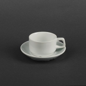 Набор для эспрессо Чашка 90мл + блюдце (Helios HR1302)