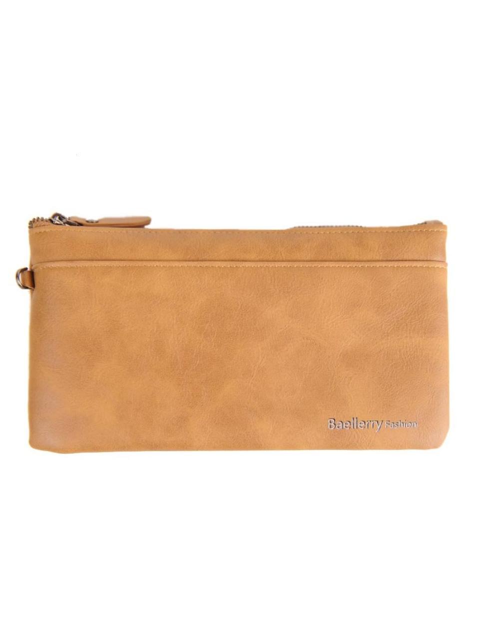 Клатч женский Baellerry Fashion 3003-0350 Brown