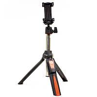 ✖Монопод Benro MK10 Red штатив селфи палка для смартфона крепление для фото видео техники