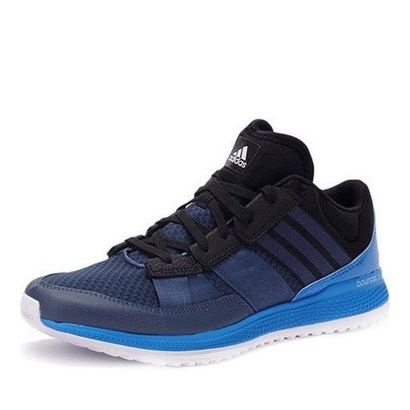 8fa2a07b Кроссовки мужские adidas ZG Bounce AF5476 (синие, тренировочные, летние,  комбинированный верх,