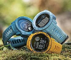 Garmin презентує розширення лінійки ультра міцних мультиспортивних годинників Garmin Instinct™.