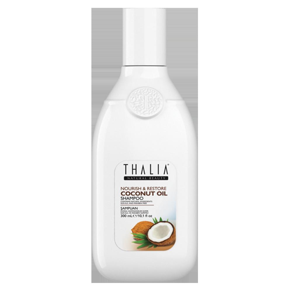 Шампунь для волосся Akten Cosmetics Thalia Coconut Oil 300 мл (3601027)