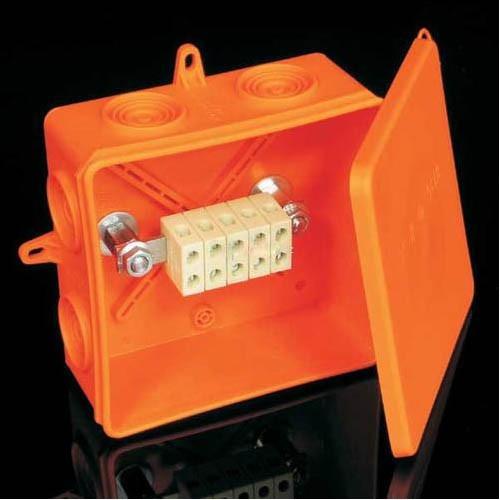 Коробка коммутационная огнестойкая 8135 PO E90