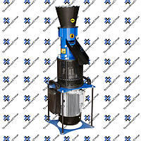 Гранулятор кормов МГК-100 (редукторный, 40 кг/час, 1,5 кВт, 1500 об./мин., 220V)