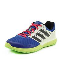 Кроссовки мужские adidas Duramo 7 S83231 (синие с белым, для бега, весна/лето, текстильный верх, бренд адидас)