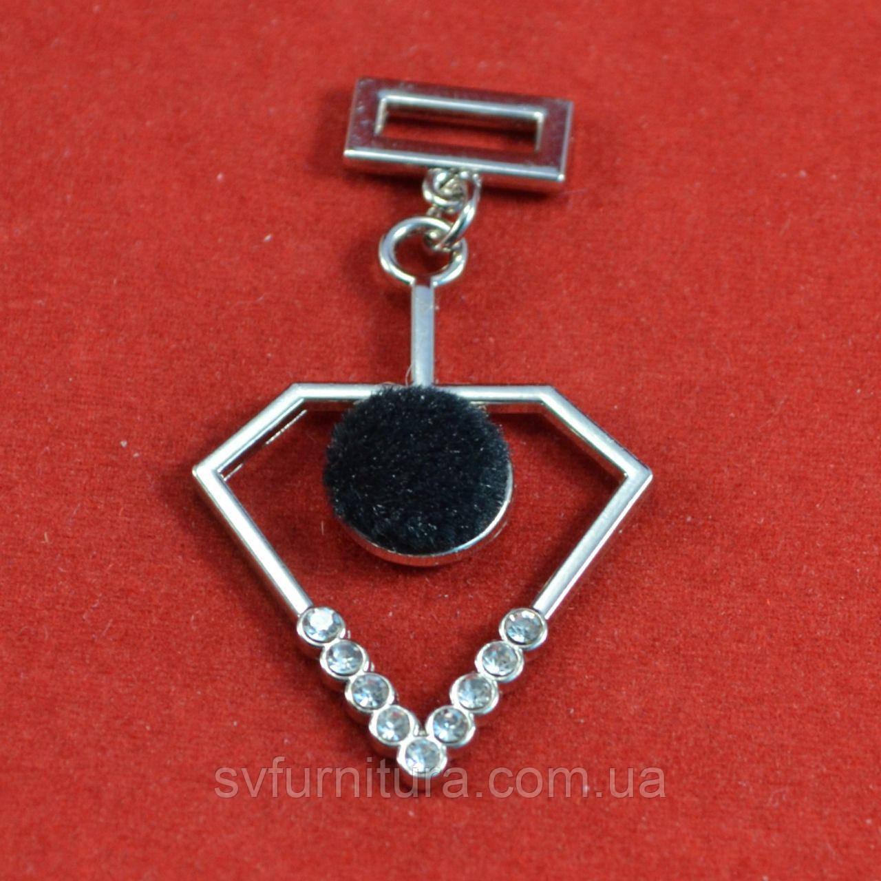 Аксессуар А 55 серебро