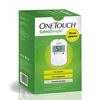 Глюкометр LifeScan OneTouch Select Simple