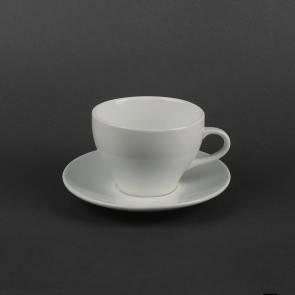 Набор для латте Helios Чашка 300 мл + блюдце (HR1303), фото 2