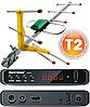 Комплект Т2  World Vision T62D + антенна ES-003 с усилителем