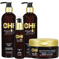 Сhi argan oil -глубокое увлажнение