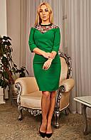 Коктейльное женское платье, фото 1