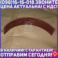 ⭐⭐⭐⭐⭐ Накладка тормоза ГАЗ 2410,3102 длинная (производство  УралАТИ)  24-3501105-01
