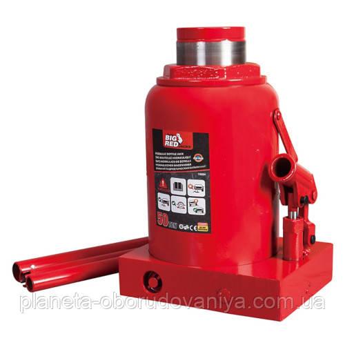 Домкрат бутылочный 50т 300-480 мм   TORIN  T95004