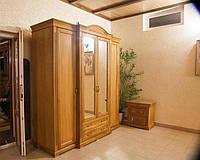 Деревянный шкаф Роксолана, фото 1