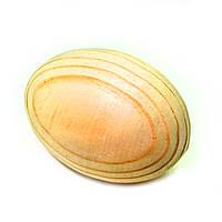 Деревянное яйцо ( заготовка ), фото 1