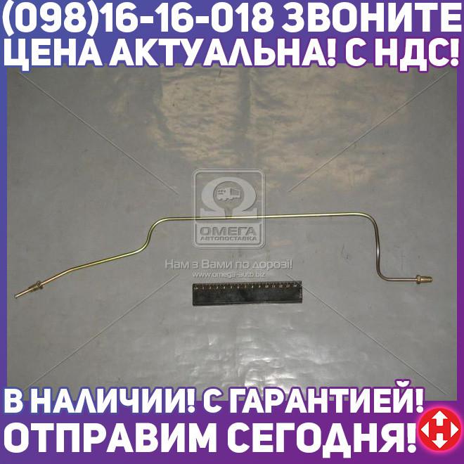 ⭐⭐⭐⭐⭐ Трубка от тройника к левому заднему тормозу ГАЗель Next, 3302 ГАЗ(3302-3506035-40) (пр-во ГАЗ) 3302-3506035-40