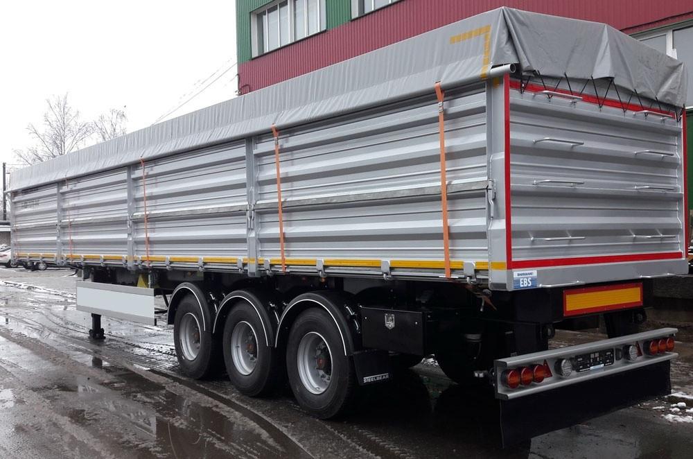 Тент ПВХ - Германия 680 г/м2 для зерновозов, самосвалов