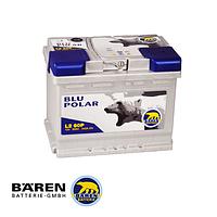 АКБ BAREN 6СТ - 60Аз 540А L+ BLU POLAR L260P 242*175*190