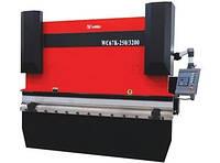 Гидравлический гибочный пресс с контроллером Yangli WC67K-40/2000